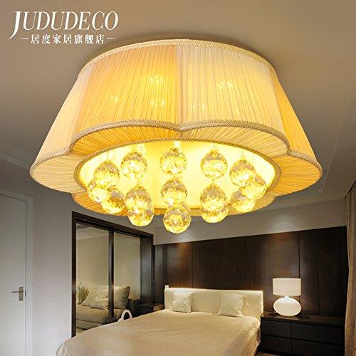 KHSKX Lámpara de techo,sala pequeña habitación de matrimonio ...