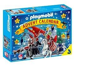 Playmobil 4160 Suburban Life Set Advent Calendar Dragons Land