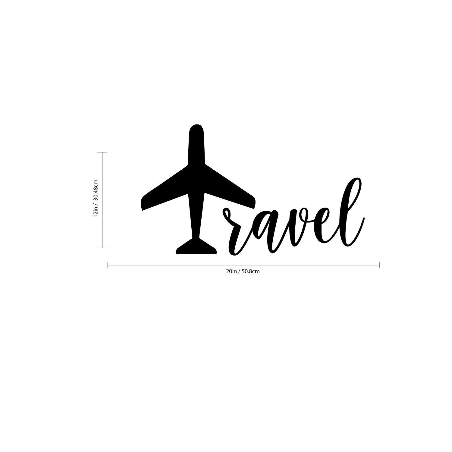 Amazon Com Travel Lettering Inspirational Life Quotes Wall Art
