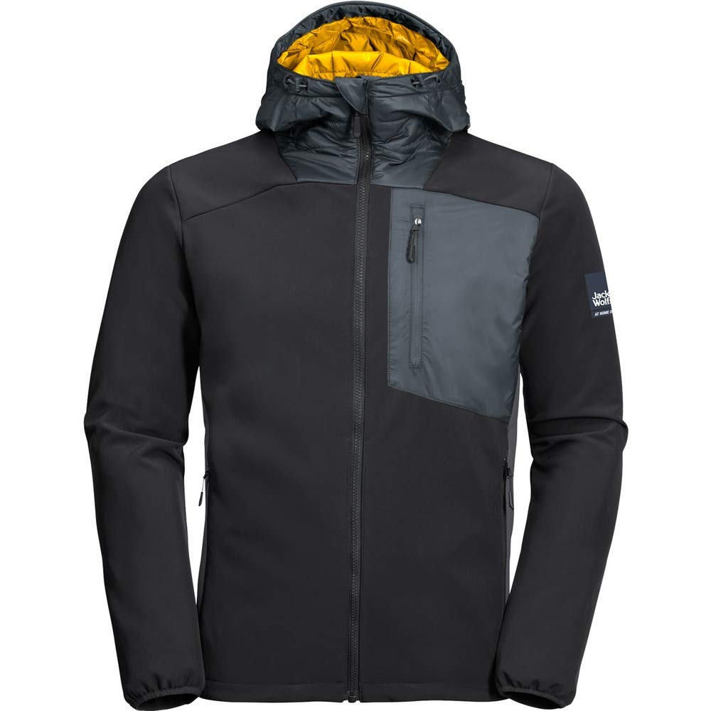 Jack Wolfskin Male Sportjacke 365 Millenium Jacket M: Amazon