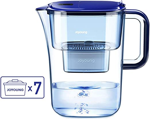 Purificador de agua Necesidades diarias Filtro de Agua del Grifo de la Caldera Neta hogar Cocina Filtro de Bebida Recta Caldera Filtro de Taza de Agua Limpia portátil (Size : 7): Amazon.es: