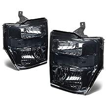 Ford Super Duty OE Style Headlight Lamp Assembly (Smoke Lens) - 2 Gen F-250/F-350/F-450/F-550