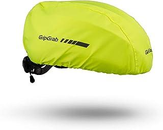 GripGrab Protège-casque de vélo jaune 5011