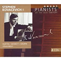 Great Pianists of the 20th Century - Stephen Kovacevich, Vol.2