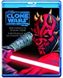 Star Wars -- The Clone Wars: Season 4  [Blu-ray] (Bilingual)