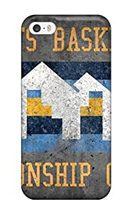 Tpu Fashionable Design Denver Nuggets Nba Basketball (3) Rugged Case Cover For Iphone 5/5s New