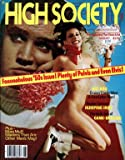 img - for High Society Adult Magazine, August 1978 ('50's Issue! Plenty of Pelvis and Even Elvis!) book / textbook / text book