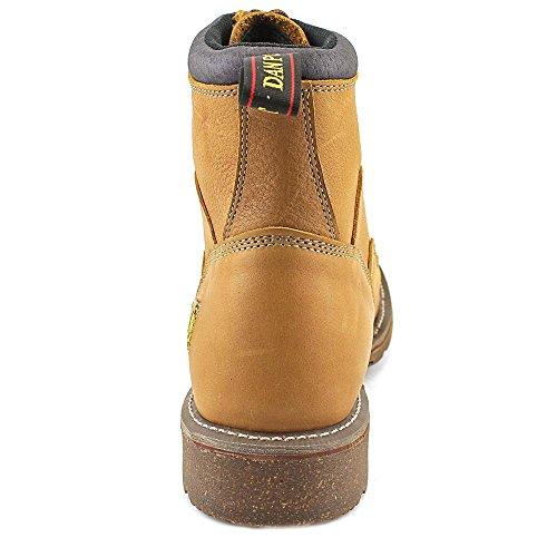 Dan Post Mens Honey Devour Waterproof 7 Lace-up Boot Steel Toe - Dp67384 Honey