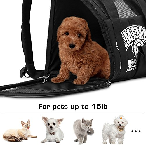 Transport Travel Supplies Pawaboo Pet Carrier Backpack