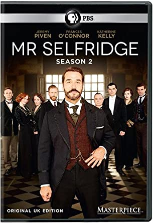 Amazon com: Masterpiece: Mr  Selfridge Season 2: Frances O