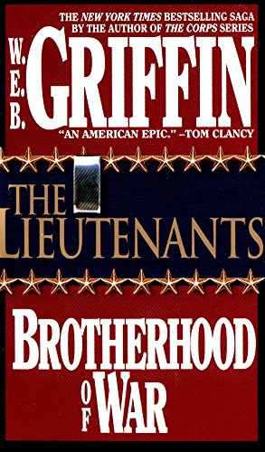 The lieutenants brotherhood of war book 1 kindle edition by the lieutenants brotherhood of war book 1 by griffin web fandeluxe Choice Image