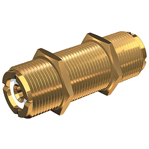 (Shakespeare PL-258-L-G Adaptor Connector)