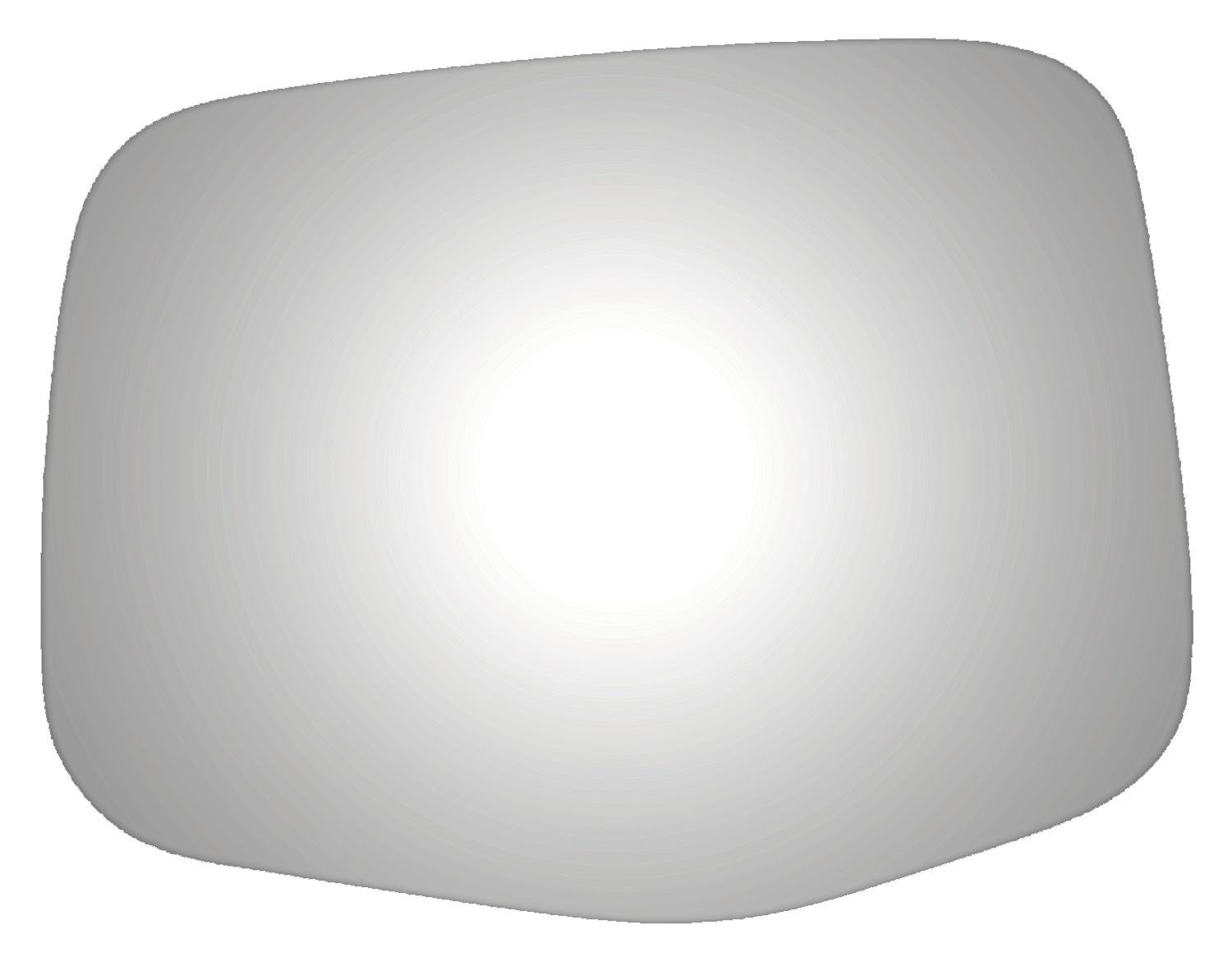 Flat Driver Side Mirror Replacement Glass for 2011-2013 HONDA ODYSSEY