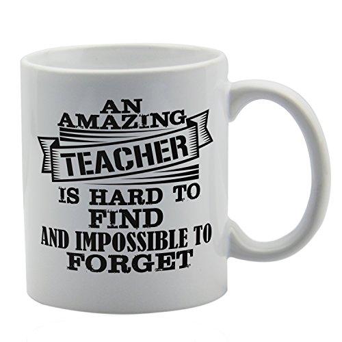 Teacher appreciation gift ideas - Preschool teachers thank you gifts. (11 oz.)