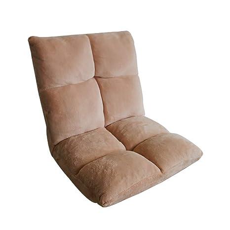 Xwz94 Lazy Sofa Chair Silla Plegable de pie Silla sin ...