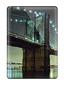 New Shockproof Protection Case Cover For Ipad Air/ Brooklyn Bridge Nyc Case Cover