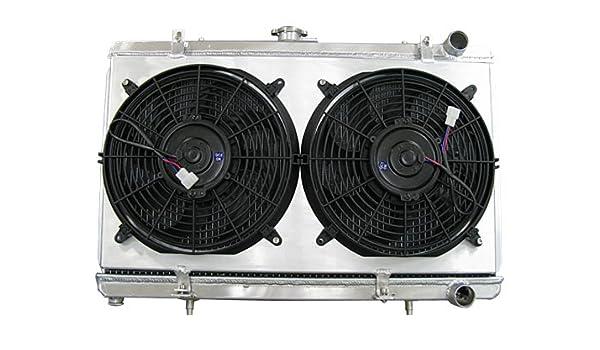 MISHIMOTO ALUMINUM RADIATOR W// CAP FOR 95-98 240SX S14 KA24