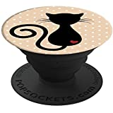 PopSockets: Expanding Stand and Grip for Smartphones and Tablets - Cat