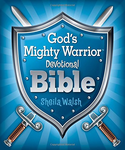 God's Mighty Warrior Devotional Bible (Lord Of The Flies Short Chapter Summaries)