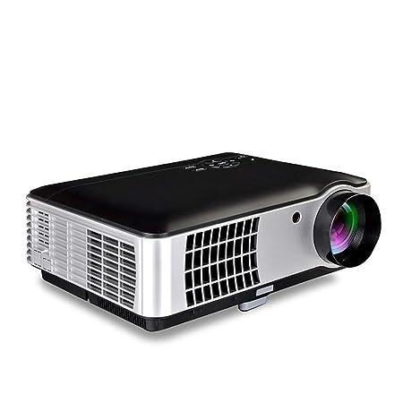 NewFay Proyector de Negocios, proyector de Video con Soporte de ...