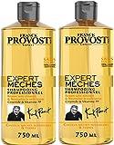 Franck Provost - Expert Mèches Shampooing Professionnel Réparateur Raviveur d'Eclat 750 ml - Lot de 2