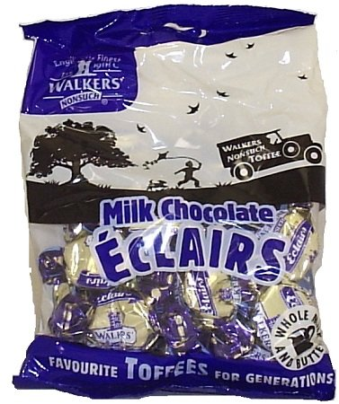 Walkers Nonsuch Milk Chocolate Eclair - Case of 12 x 150g