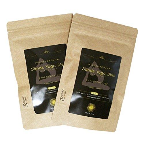 Mont Sasya Trade Sands Yoga Diet/サンズヨガダイエット2袋セット B017RAG6BM