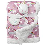Unicorn-Baby-Blanket-Gift-with-Pink-Plush-Blankie-Soft-Double-Layer-Sherpa-with-Fun-Design-for-Girl-Toddler-Child