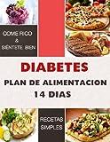 Diabetes - Plan De Alimentación De 14 Días: (Guia De Diabetes Español. Aprende A Controlar La Diabetes Sin Problemas) (Spanish Edition)