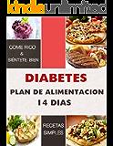 30 Recetas para Diabéticos: Recetas Bajas en Azúcar