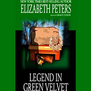 The Legend in Green Velvet Audiobook