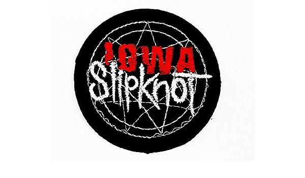 MNC parche negro de Slipknot música banda Heavy Metal Punk ...