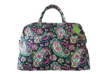 Little Hipster with Solid Interiors (Katalina Blues with Navy Interior) Vera Bradley RoFHDpMiKK