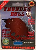 Thunder Bull 7k 24pills Triple Max Male Sexual Enhancement Pill 7 Days