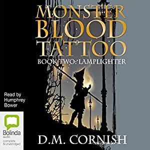 Monster Blood Tattoo # 2 Audiobook