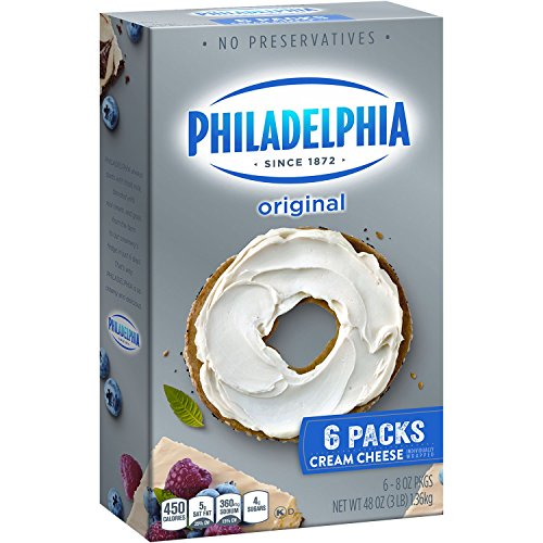 (Kraft Philadelphia Cream Cheese (8 oz. pkg., 6 ct.))