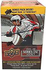 2011-12 Upper Deck Series 1 Hockey 8 Pack Blaster Box with Oversize