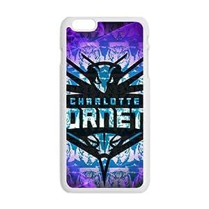 QQQO Charlotte Hornets Phone case for iPhone 6 plus Kimberly Kurzendoerfer