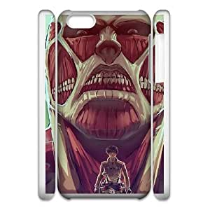 24 iPhone 6 4.7 Inch Cell Phone Case 3D Attack On Titan 91INA91116758