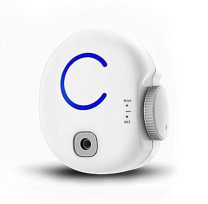 Pur Mini purificador de Aire enchufable del generador de ozono,eliminación de olores de la