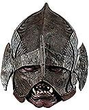 Rubie's Costume Men's Lord of The Rings Deluxe Adult Uruk-Hai Mask