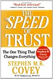 Speed of Trust by Stephen Covey