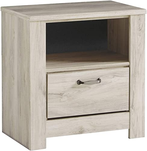 Signature Design by Ashley Bellaby dressers, Whitewash