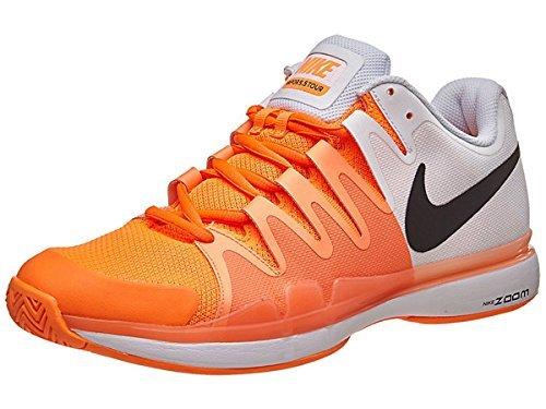 Nike Zoom Vapor 9 5 Tour Tart Black White Black Womens Tennis Shoes