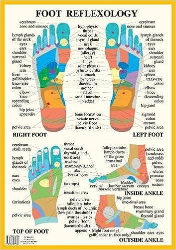 Foot Reflexology A2 Jan Van Baarle 9789079887286 Amazon Books