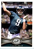 #4: 2012 Topps Football Rookie Card #186 Nick Foles Mint