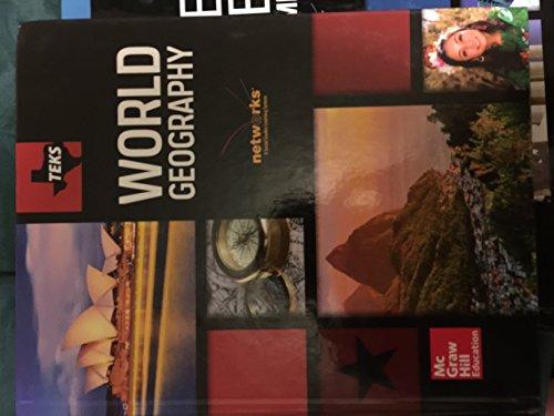 Teks World Geography Student Edition