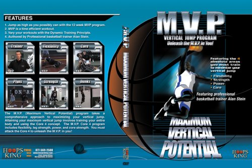 - M.V.P. (Maximum Vertical Potential) Vertical Jump Program