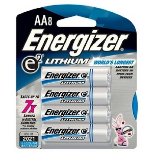 Energizer Ultimate AA Lithium Batteries