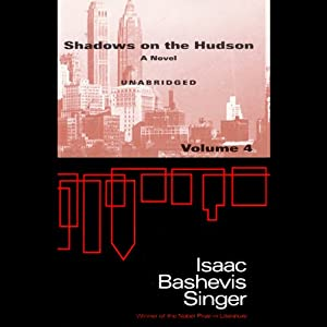 Shadows on the Hudson, Volume 4 Audiobook